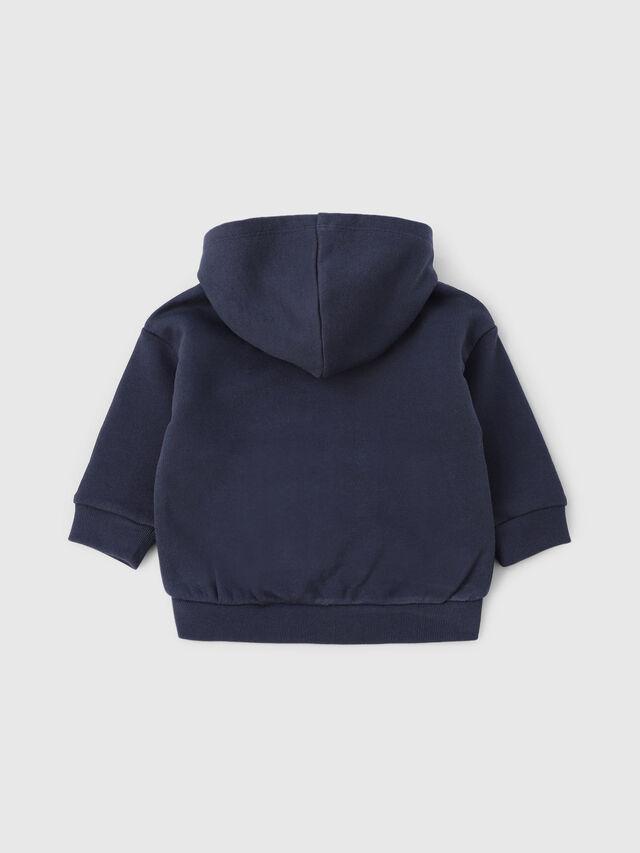 Diesel - SAROB, Dark Blue - Sweaters - Image 2