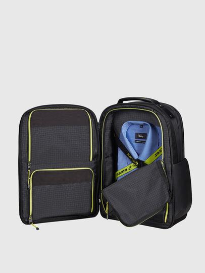 """Diesel - """"KB1*19002 - OPENROA, Black/Green - Backpacks - Image 4"""