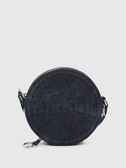 Diesel - OPHITE, Dark Blue - Crossbody Bags - Image 1