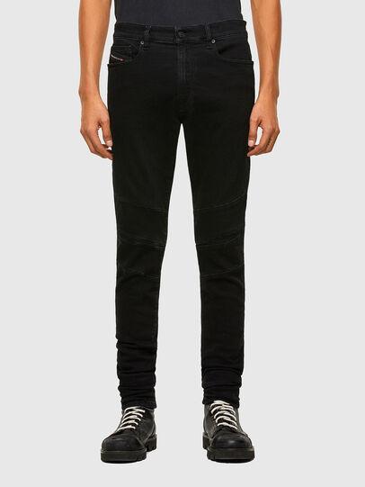 Diesel - D-Amny 009RB, Black/Dark grey - Jeans - Image 1