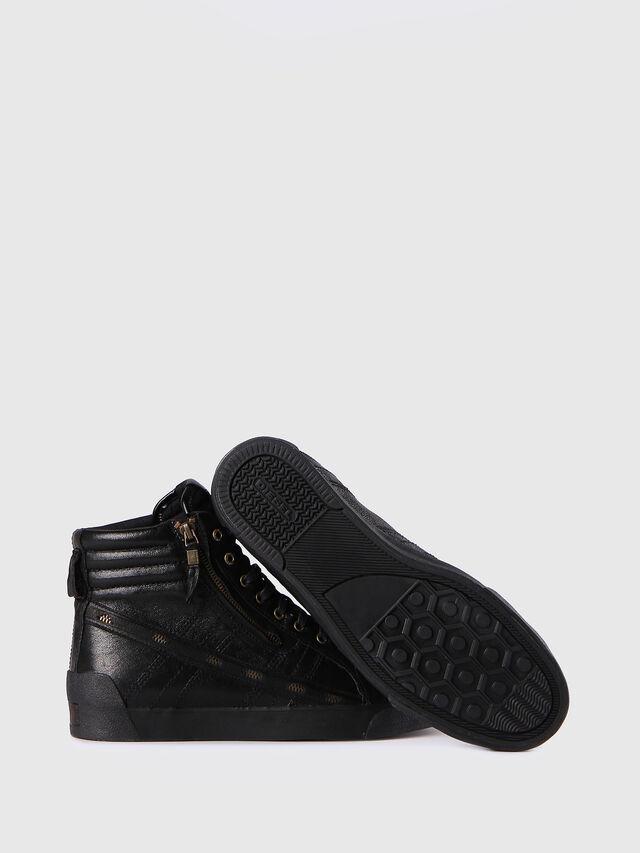 Diesel D-STRING PLUS, Black - Sneakers - Image 4