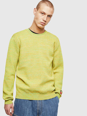 K-SPECIALS, Green Fluo - Knitwear
