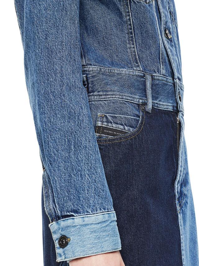 Diesel - DINAP, Blue Jeans - Dresses - Image 6