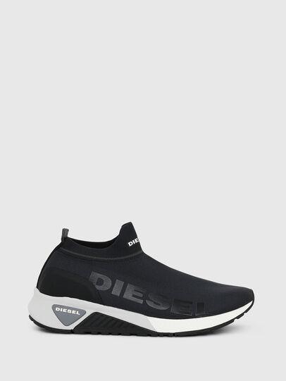 Diesel - S-KB ATHL SOCK II, Black - Sneakers - Image 1