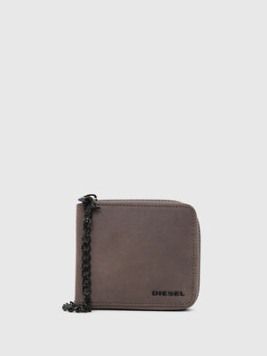 ZIPPY HIRESH S WITH, Dark grey - Zip-Round Wallets