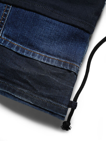 Diesel - D-SPOT BORSA, Blue Jeans - Bags - Image 5
