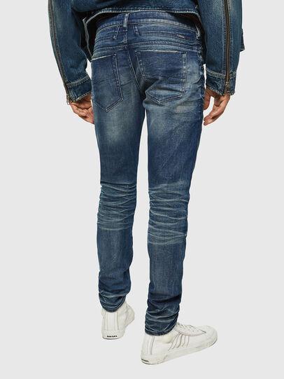 Diesel - D-Bazer 0090D, Medium blue - Jeans - Image 2