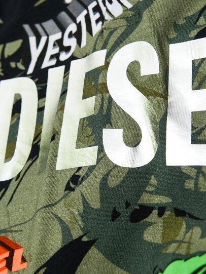 Diesel - TIRONDAB, Military Green - T-shirts and Tops - Image 3