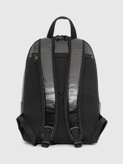 Diesel - X-BOLD BACK, Black - Backpacks - Image 2
