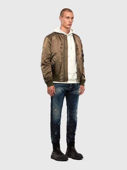 Diesel - Thommer JoggJeans 009KI, Dark Blue - Jeans - Image 6