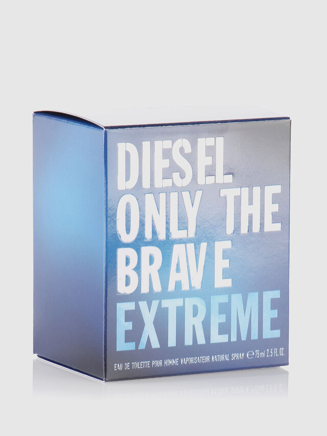 Diesel ONLY THE BRAVE EXTREME 75ML, Blue - Only The Brave - Image 3