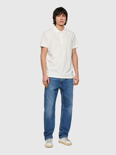 Diesel - T-WEET-E1, White - Polos - Image 4