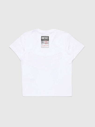 Diesel - TNICOLE, White - T-shirts and Tops - Image 2