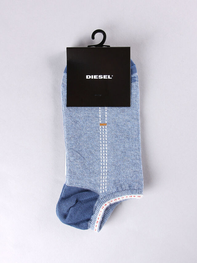 Diesel - SKM-GOST, Azure - Socks - Image 1
