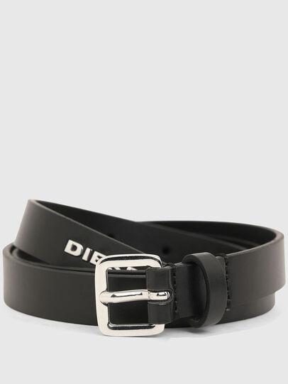 Diesel - B-LOWGO II, Black - Belts - Image 2