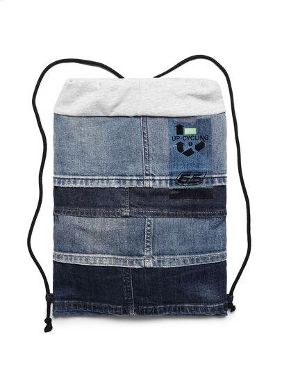 Diesel - D-SPOT BORSA, Blue Jeans - Bags - Image 1