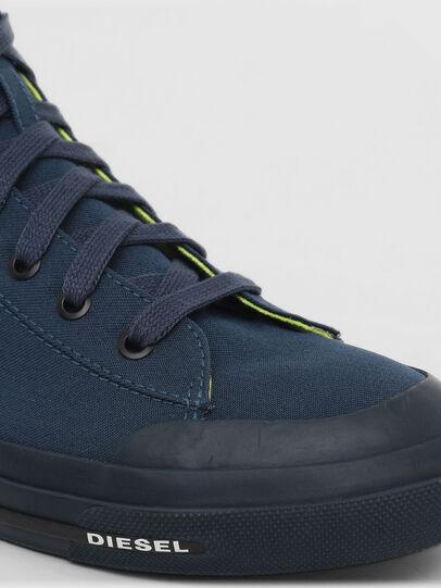 Diesel - S-ASTICO MID CUT, Navy Blue - Sneakers - Image 5