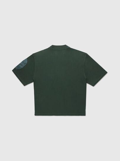 Diesel - PR-TS03, Dark Green - T-Shirts - Image 2