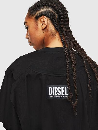 Diesel - T-AMELIA, Black - Tops - Image 3