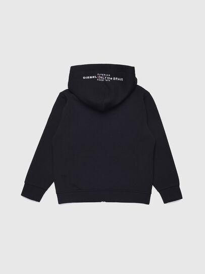 Diesel - SGORDONZIP OVER, Black - Sweaters - Image 2