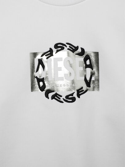 Diesel - SANGRSUC, White - Sweaters - Image 3