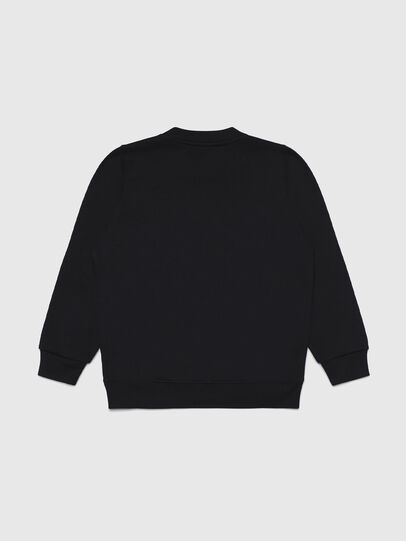 Diesel - SANGSEL, Black - Sweaters - Image 2