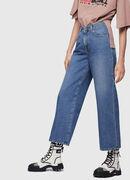 Widee 080AN, Medium blue - Jeans