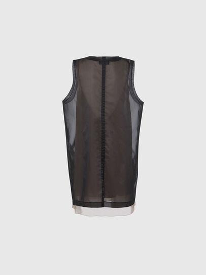 Diesel - D-LAY, Black - Dresses - Image 2