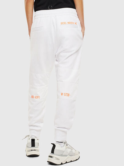 Diesel - P-ORTEX, White - Pants - Image 4