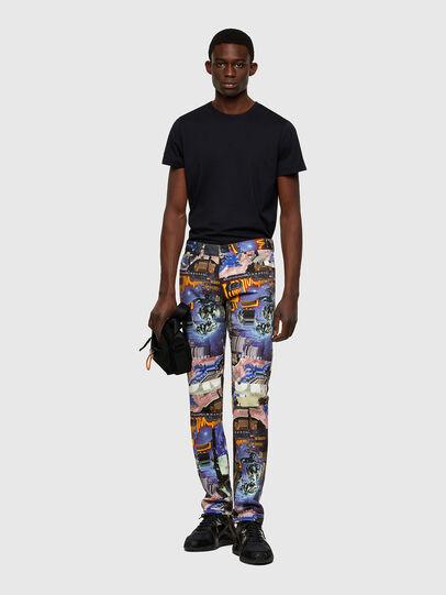 Diesel - D-Kras 009VB, Multicolor - Jeans - Image 6
