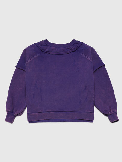 Diesel - STRATY, Violet - Sweaters - Image 2