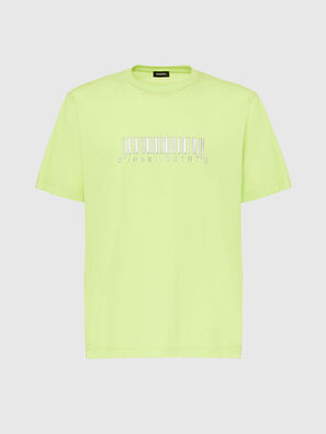 T-JUST-SLITS-X85, Green Fluo - T-Shirts