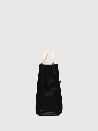 Diesel - HAUNYA, White - Shopping and Shoulder Bags - Image 3