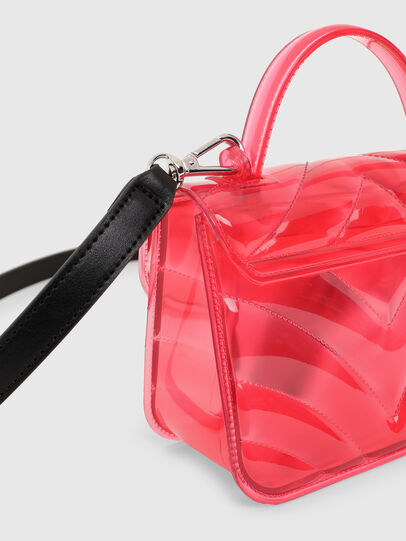 Diesel - SASHA, Pink - Crossbody Bags - Image 7