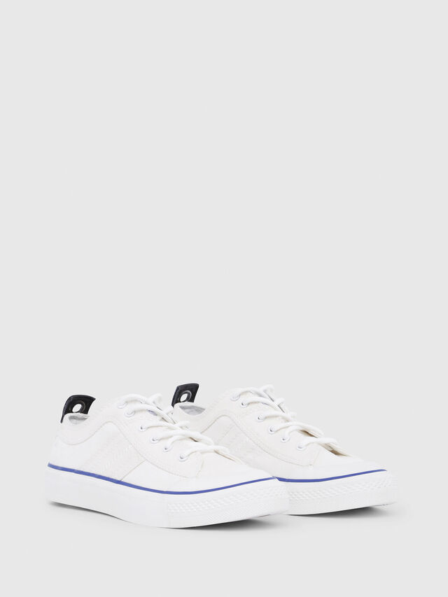 Diesel - S-ASTICO LC LOGO W, White - Sneakers - Image 2