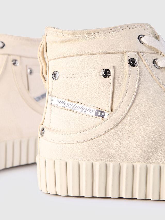 Diesel S-EXPOSURE CMC W, White - Sneakers - Image 5