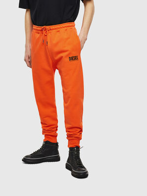 P-TARY-LOGO, Orange - Pants