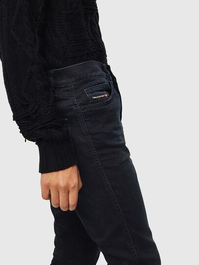 Diesel - D-Reeft JoggJeans 069KJ, Black/Dark grey - Jeans - Image 3