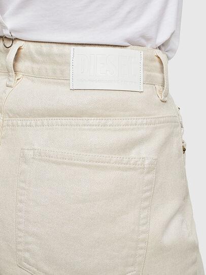 Diesel - DE-EISELLE, White - Shorts - Image 3