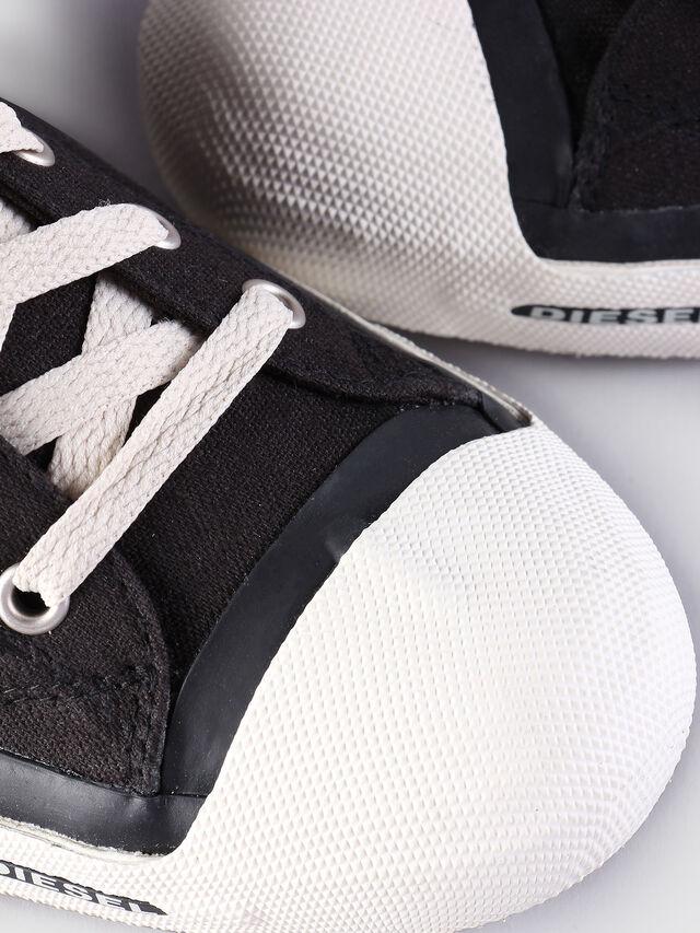 Diesel EXPOSURE LOW, Black - Sneakers - Image 4