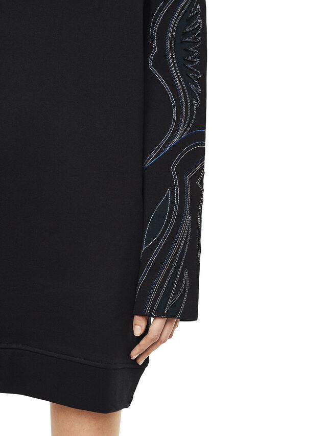 Diesel - DRESSIE, Black - Dresses - Image 3