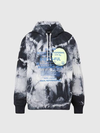 Diesel - S-MOONY, Black/White - Sweaters - Image 1
