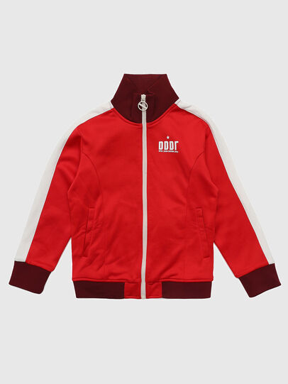 Diesel - SELMAR, Red - Sweaters - Image 1