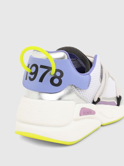 Diesel - S-SERENDIPITY LC EVO, Light Blue - Sneakers - Image 5