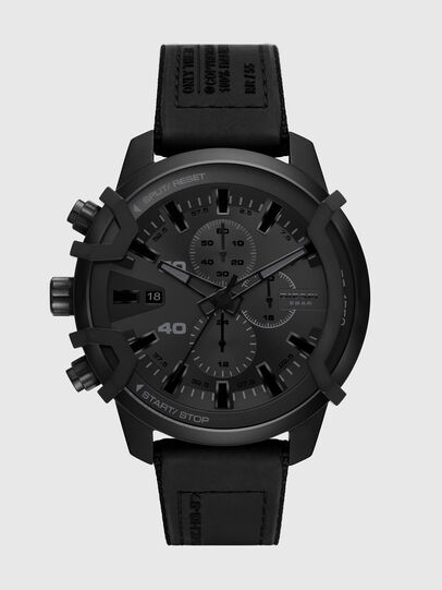 Diesel - DZ4556, Black - Timeframes - Image 1