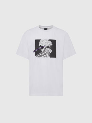 T-TUBOLAR-X20, White - T-Shirts