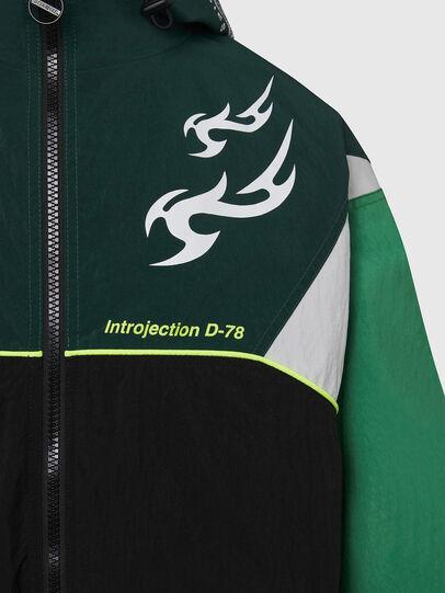 Diesel - J-ETHAN, Green/Black - Jackets - Image 4