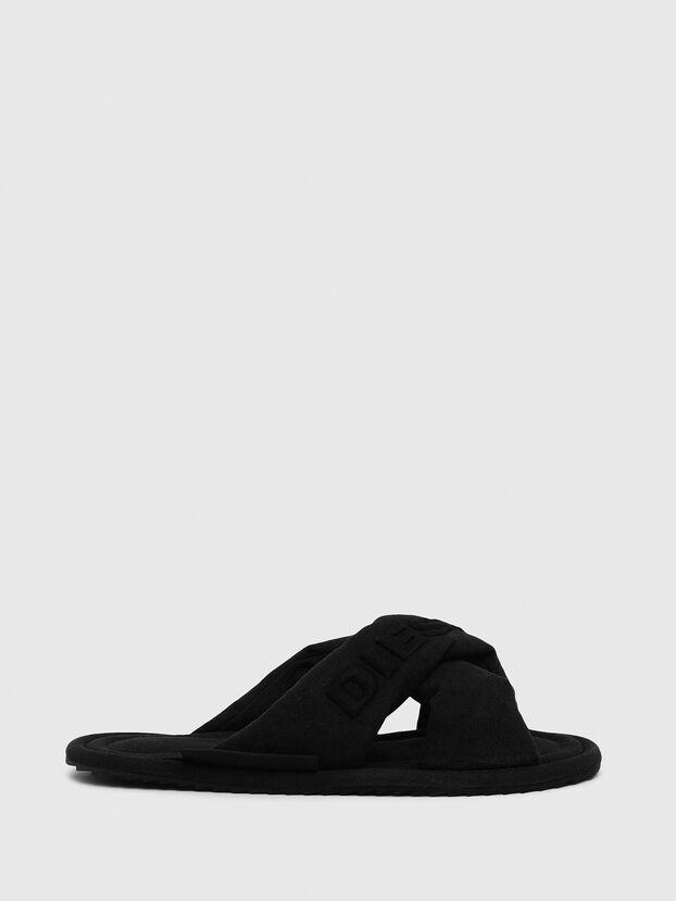 SA-MERY X, Black - Sandals