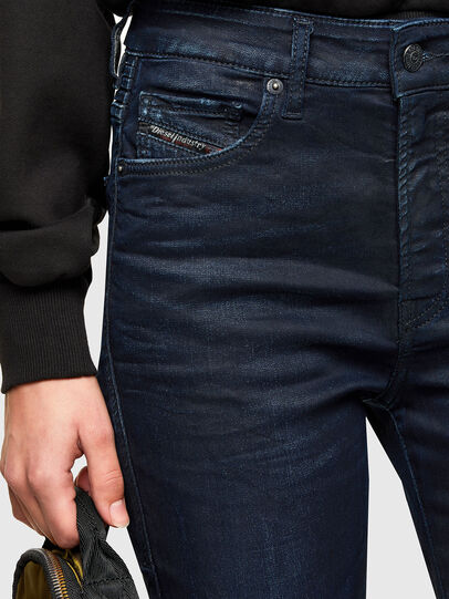 Diesel - D-Joy JoggJeans® 069RW, Dark Blue - Jeans - Image 3