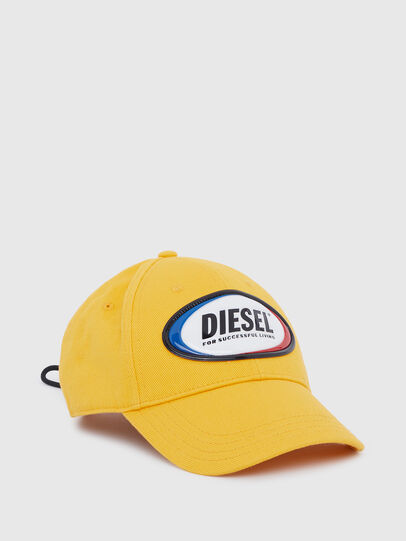 Diesel - C-DIAZ, Yellow - Caps - Image 1